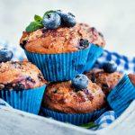 Friggilmondo muffin mirtilli ricetta