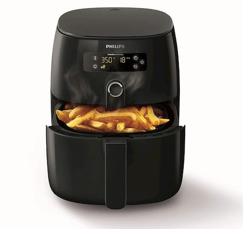 Friggitrice Philips Airfryer HD9641 90 Turbo Star