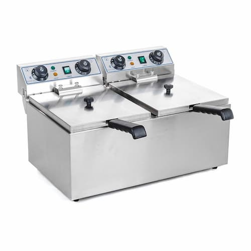 Friggitrice elettrica Royal Catering RCEF 10DH