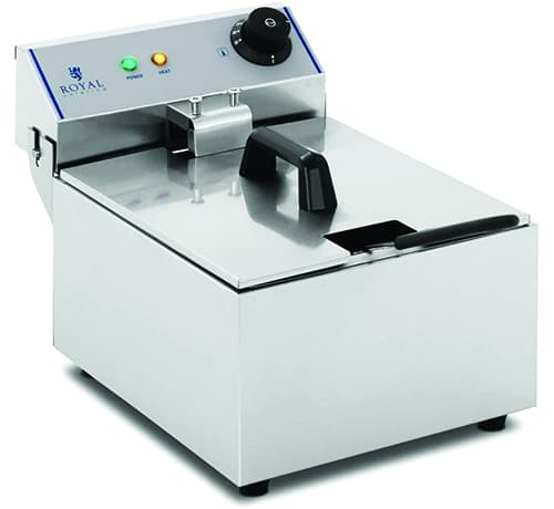 Friggitrice Professionale Royal Catering RCEF-10EY-ECO
