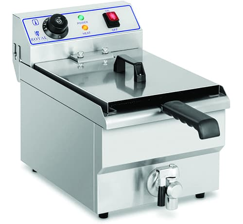 Friggitrice professionale Royal Catering Friggitrice RCEF-10EH