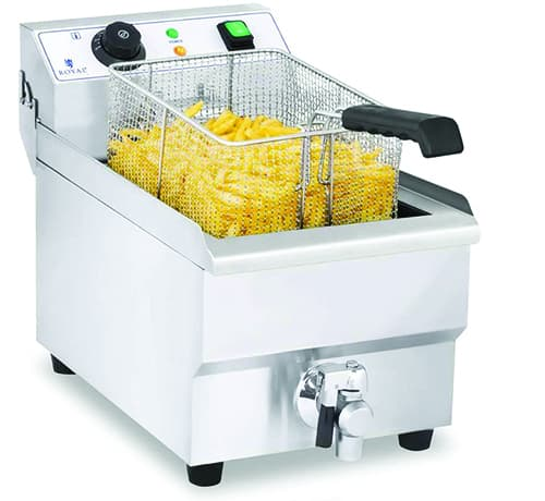 Friggitrice professionale Royal Catering RCEF 10EH-1
